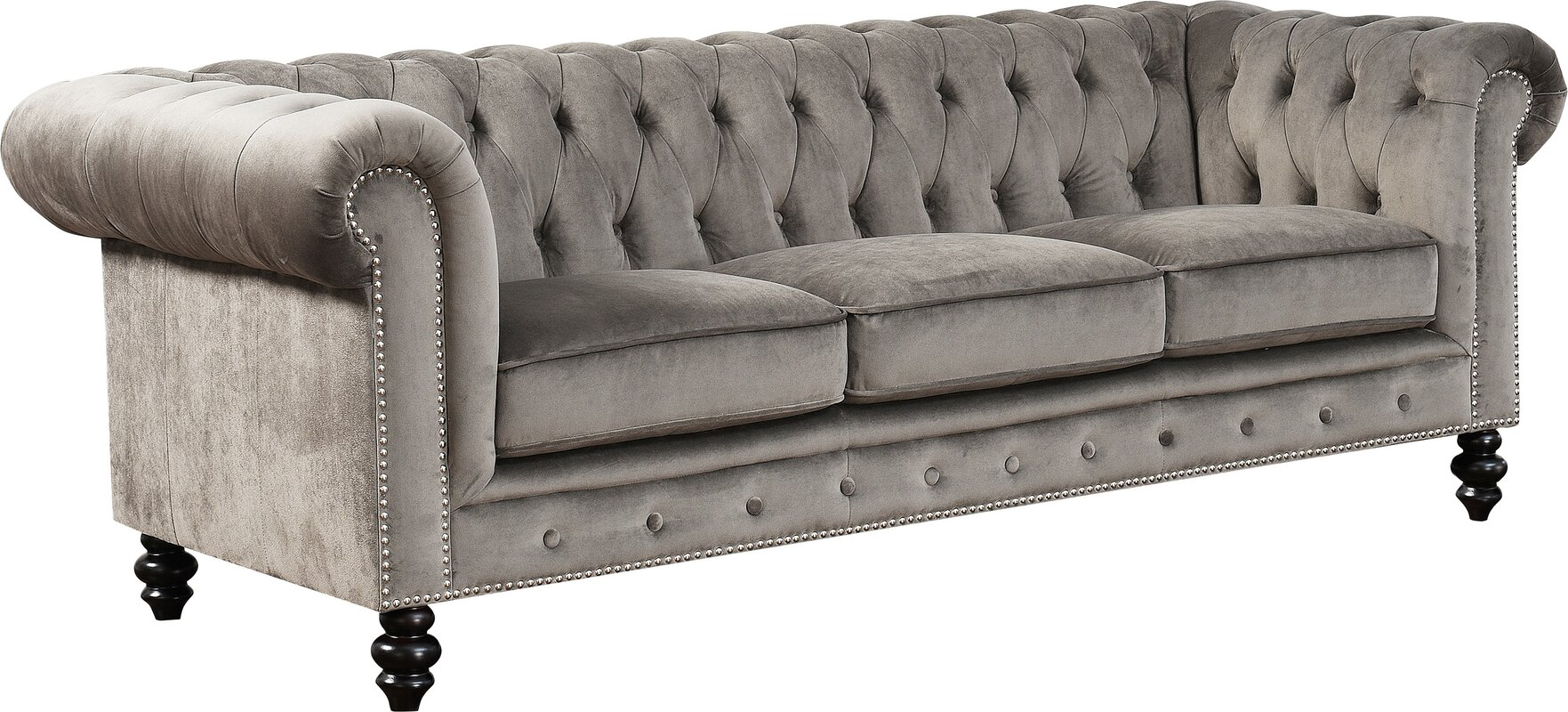 Kashvi Chesterfield Sofa