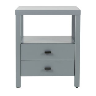 Modern night stand Stainless Steel Quickview Allmodern Modern Nightstands And Bedside Tables Allmodern