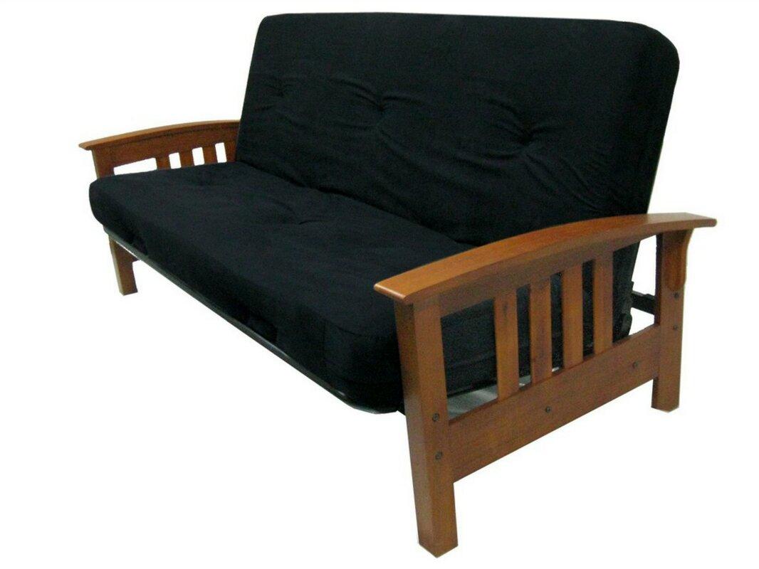 bonnell 6   coil full futon mattress dhp bonnell 6   coil full futon mattress  u0026 reviews   wayfair  rh   wayfair
