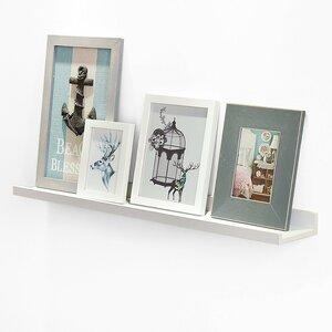 Liz Contemporary Wall Floating Shelf