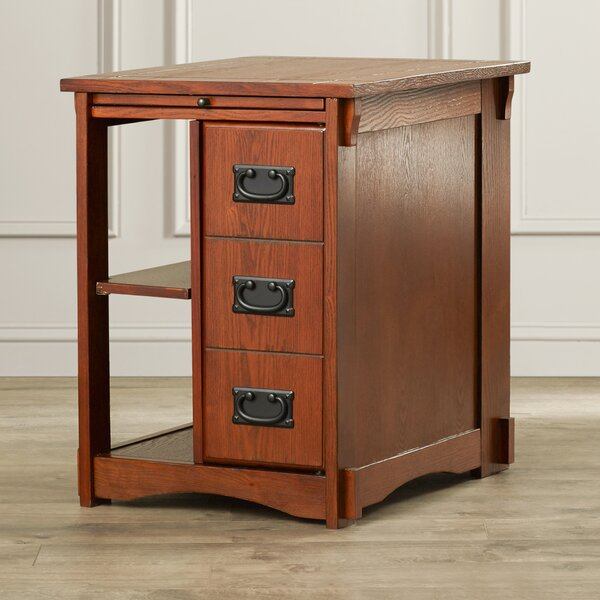 Alcott Hill Belsay End Table With Storage Amp Reviews Wayfair