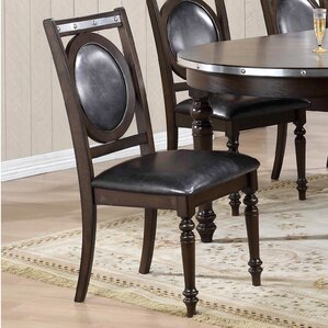 Arnaz Side Chair (Set of 2) by Red Barrel Studio