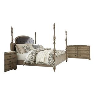 4 Poster Bedroom Furniture | Wayfair