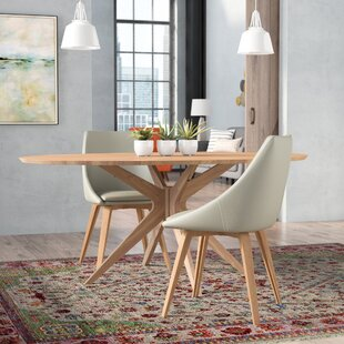 Cordelia Solid Wood Dining Table