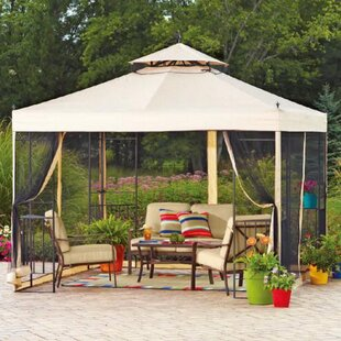 Replacement Mosquito Netting for Athena Gazebo & 12x12 Mosquito Netting | Wayfair