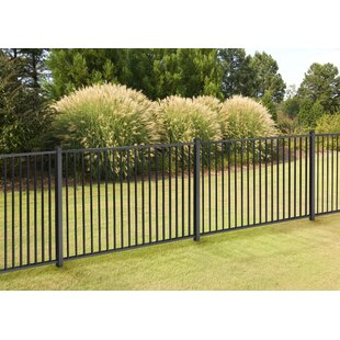 4 Ft H X 7 Ft W Slim Jim Fence Panel