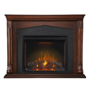 Monroe Surround Mantel Electric Fireplace by Napoleon