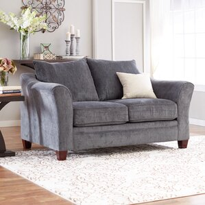 Simmons Upholstery Bethany Loveseat by Red Barrel Studio