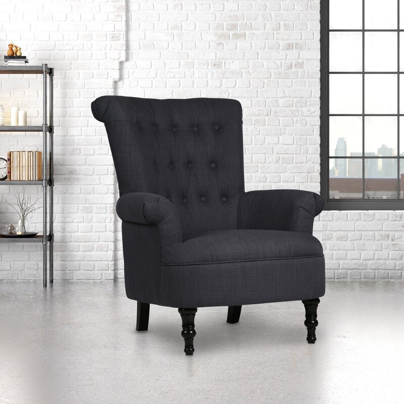 Home & Haus Edinburgh Armchair & Reviews | Wayfair.co.uk