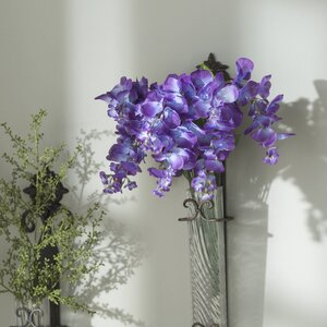 Wisteria Bush Flowers (Set of 6)