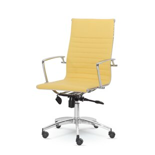 yellow office chairs you ll love wayfair