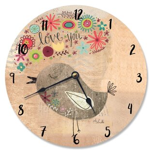 Kitchen Clocks You\'ll Love | Wayfair