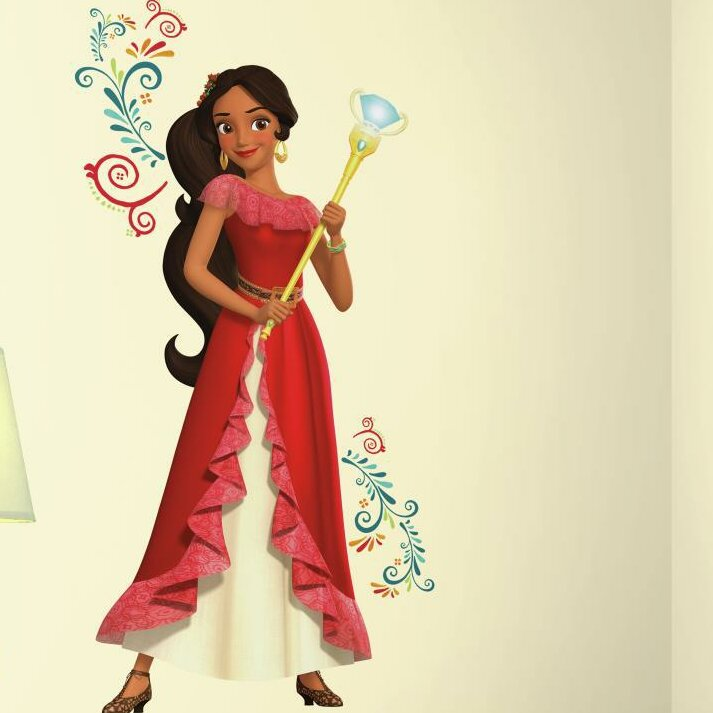 Room Mates Princess Elena of Avalor Giant Peel and Stick ...