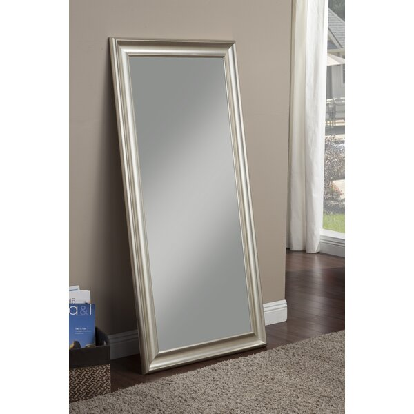 Willa Arlo Interiors Modern Full Length Leaning Mirror
