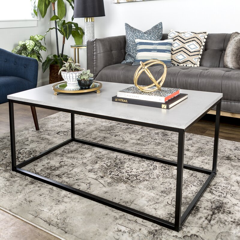27 Eclectic Farmhouse Decor Family Rooms Coffee Tables 61: Arianna Coffee Table & Reviews