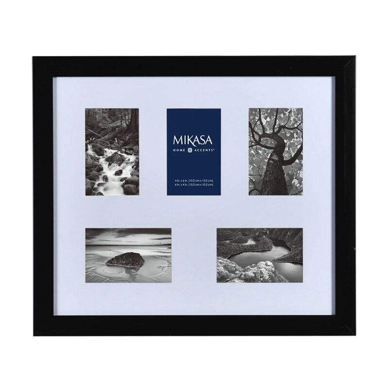 5 opening collage picture frame - Mikasa Picture Frames