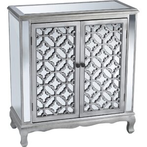 Mirrored Accent Chests & Cabinets   Birch Lane