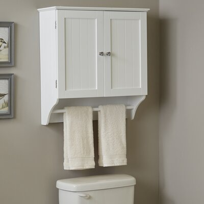 Wall mounted bathroom cabinets you 39 ll love wayfair - Wall mounted bathroom storage units ...