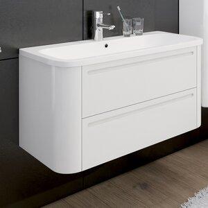 Devo 101 cm Einbau-Waschbecken Gloria