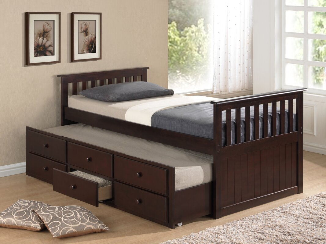 Broyhill Kids Marco Island Captain S Bed With Trundle Bed