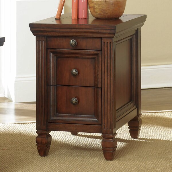 Darby Home Co Goudreau End Table With Storage Amp Reviews