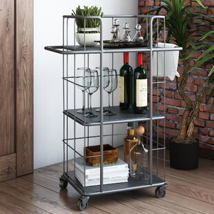 Solana Beach Bar Cart
