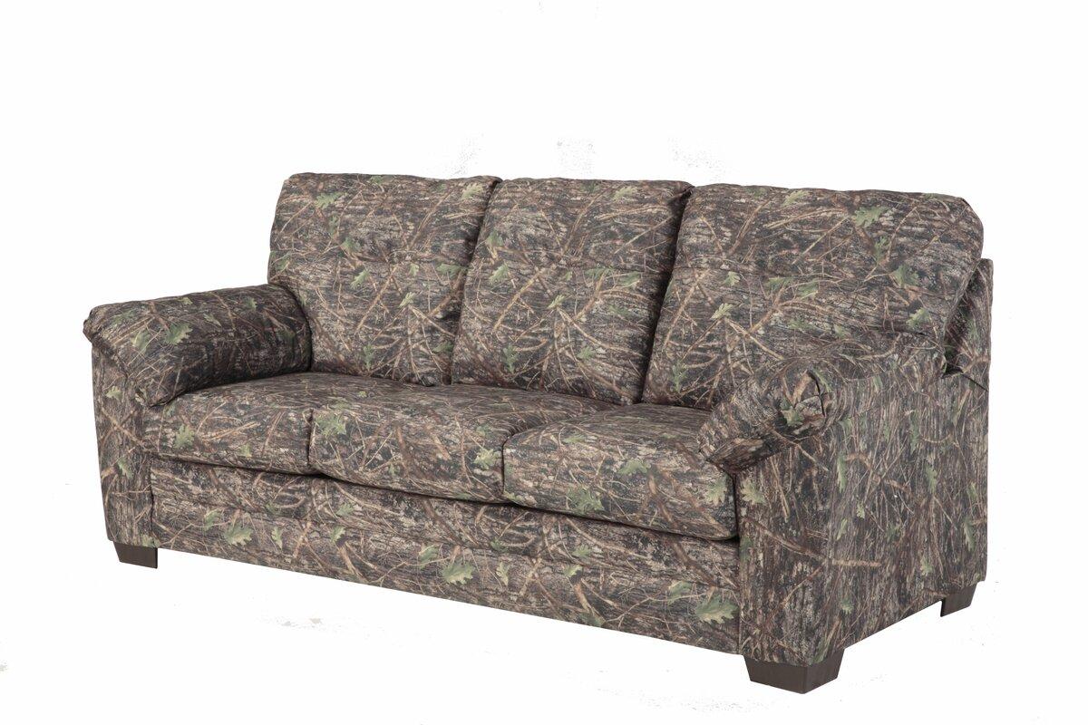 camouflage sleeper sofa american furniture classics camouflage sleeper sofa  u0026 reviews      rh   wayfair