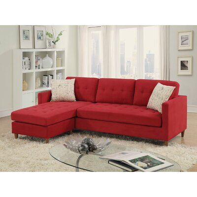 Red Sectionals You Ll Love In 2019 Wayfair