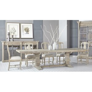 Bella Monastery Extendable Dining Table by Orien..