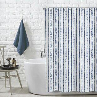 Hoyt Tie Die Single Shower Curtain