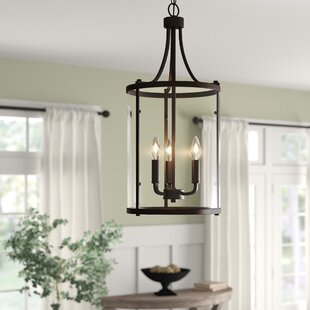 Affordable 3-Light Lantern Pendant Birch Lane? Heritage