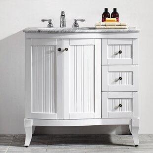 Save Beachcrest Home Saint 36 Single Bathroom Vanity Set