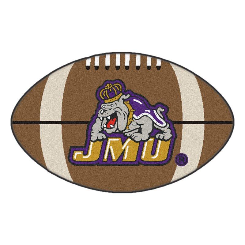 NCAA James Madison University Football Mat