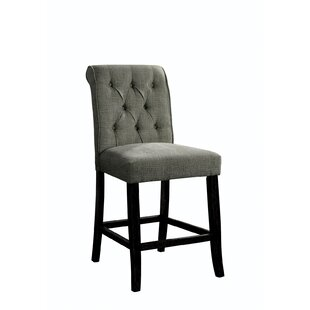 Rushville Fabric Upholstered Dining Chair (Set of 2)