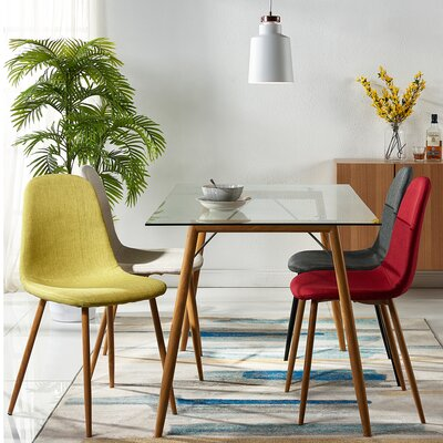 Glass Kitchen Amp Dining Room Sets You Ll Love Wayfair