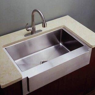 Deep Farm Sink | Wayfair