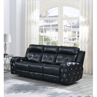Gibson Power Reclining Sofa Console Loveseat Baci Living Room