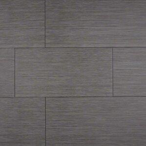 Focus Graphite 12 X 24 Porcelain Wood Look Field Tile