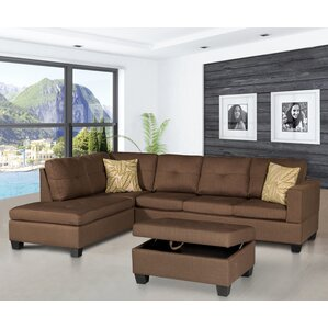 Zariah Sectional by PDAE Inc.