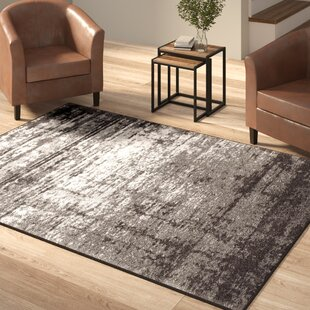 Crosby Grey Rug by Well Woven