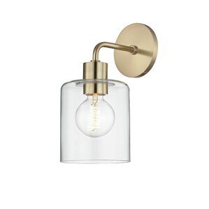 Beachmere 1-Light Armed Wall Sconce  sc 1 st  AllModern & Modern Wall Sconces | AllModern azcodes.com