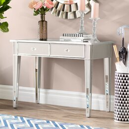 High Quality Mirrored Console Tables