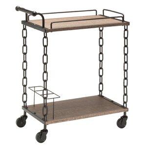 Danville Bar Cart by OSP Designs