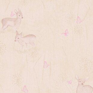 Lovely Friends 1005m X 53cm Paper Wallpaper