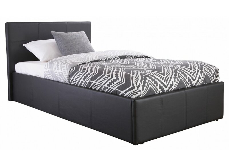Riley Ave. Gabriella Upholstered Ottoman Bed & Reviews