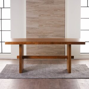 Elkhorn Dining Table by Loon Peak