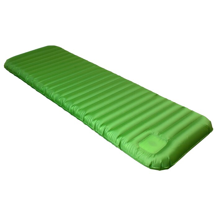 camping mattress confort quechua air inflatable one id person