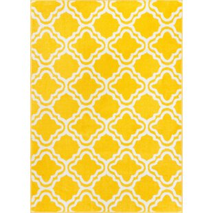 Starbright Yellow Area Rug