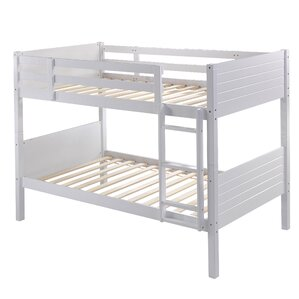 Cherry Twin Bunk Bed by Harriet Bee