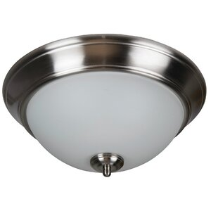 Byron 3-Light Flush Mount